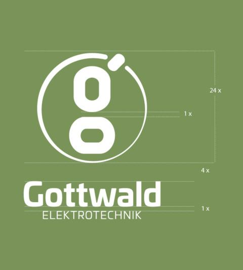 Neues Erscheidnungsbild für Gottwald Elektrotechnik!