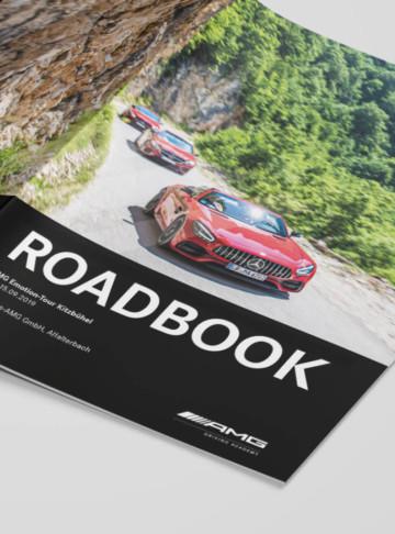 AMG Driving Academy – Roadbook